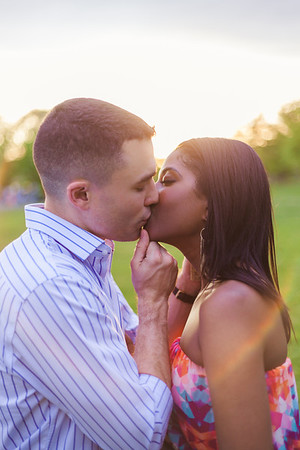 Alexis + Adam Engaged