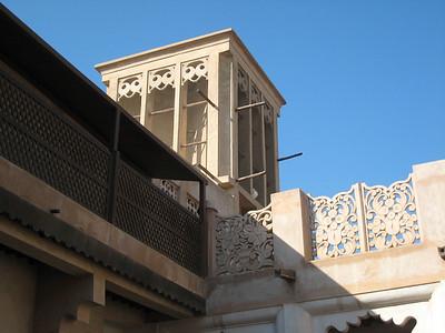 Windtower Houses of Bastikiya, Dubai