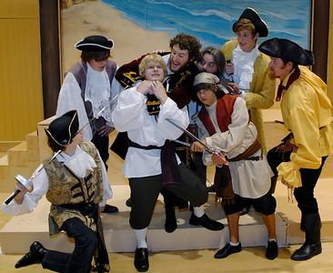 Pirates Publicity Pix