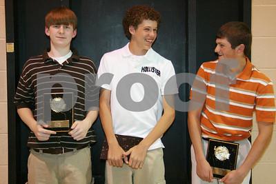 Cory, Eli, & Caleb 2008-09