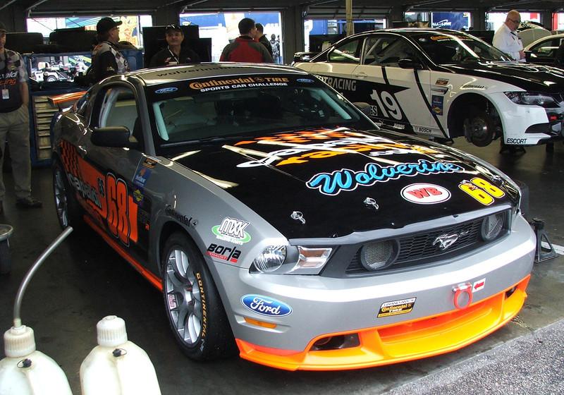 GS CAPALDI RACING MUSTANG BOSS 302R