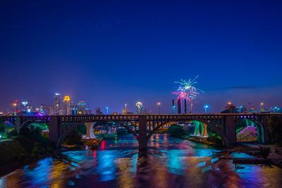 July 4th 2013 Fireworks