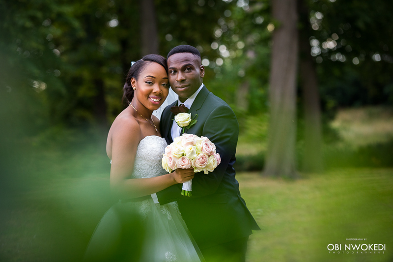 Canary Wharf Pre Wedding Session // Ife + Seun