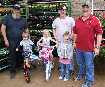 Rabbit Run Fishing Derby Winners, WalMart, Hometown (5-18-2011)