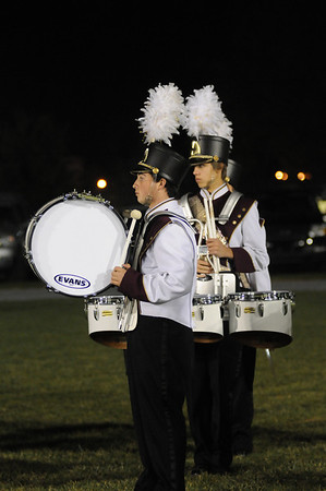 Manheim Central Marching Band 2008