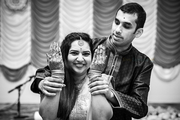 Vinatha Sushil Engagement