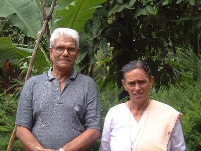 Babu & family