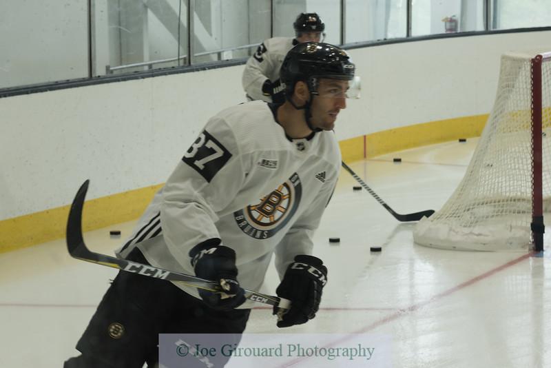 Bruins Training Camp