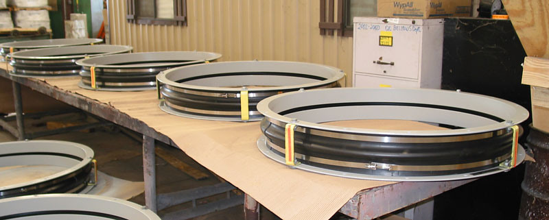 "42"" I.D. Rubber Expansion Joints (08/26/2005)"