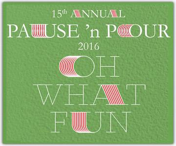 15th Annual Pause 'n Pour 2016