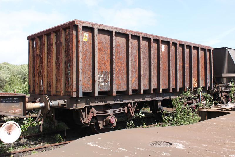MEA 391032 Margam Engineers Yard 22/05/11