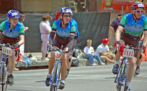 2005 MS 150 Bike Tour Houston - Austin