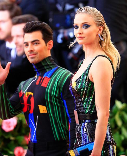 Joe Jonas; Sophie Turner