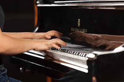 piano studio Nico