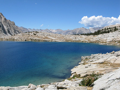 Miter Basin- Day 5-Rest Day Crabtree Lakes