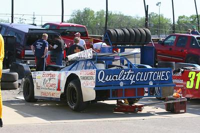 Buckeye Super Sprints, Flat Rock Speedway, Flat Rock, MI, May 16, 2009