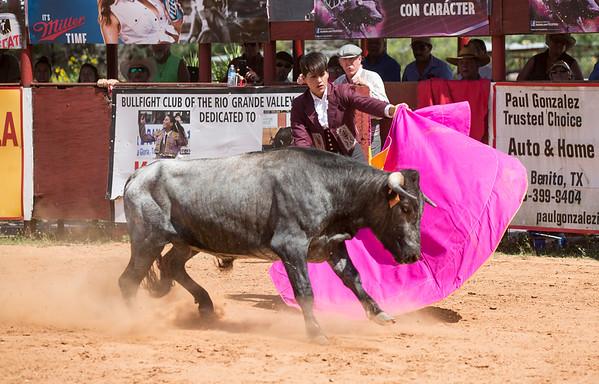 Bullfight - July 2, 2016