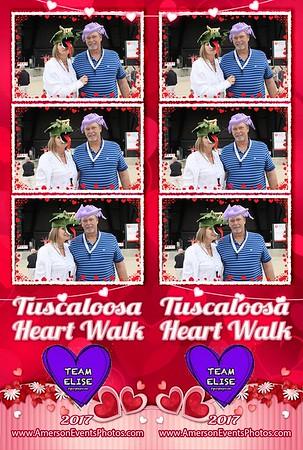 Tuscaloosa Heart Walk 2017