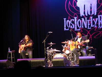 Los Lonely Boys 10.14.09 Palace