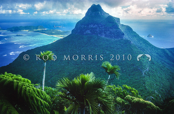 Lord Howe and Philip Islands