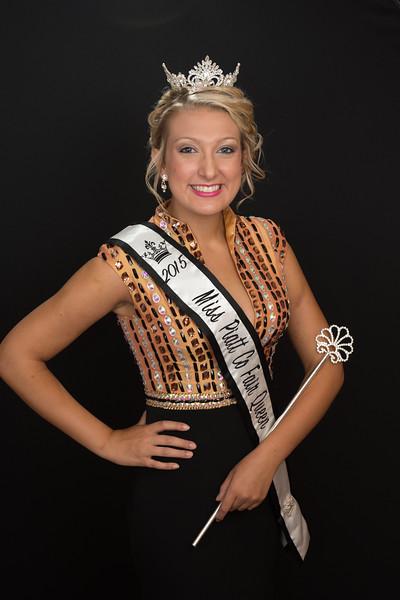Mikala 2015 Piatt County Fair Queen