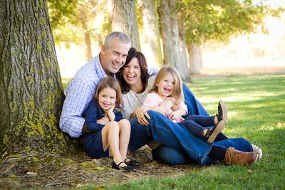 The Miller Family Mini-Session