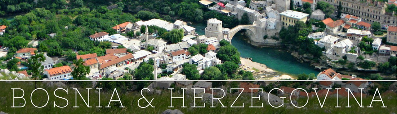 Travel guide to Bosnia and Herzegovina