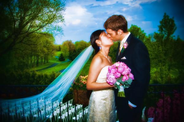 Shirley and Fabian-Wedding