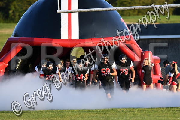 Pikeview vs Summers Co 8/26/2016