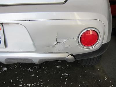 CA Accident