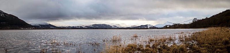 Thu 18th Jan : Panorama From Blackstock Point