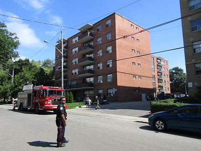 August 31, 2018 - Working Fire - 11 Glenburn Ave.