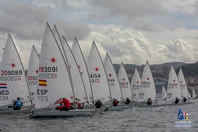 Day 5A - Vigo Laser Masters European Championship 2018