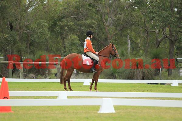 2012 10 14 Wallangarra ODE 3 Dressage E Grade