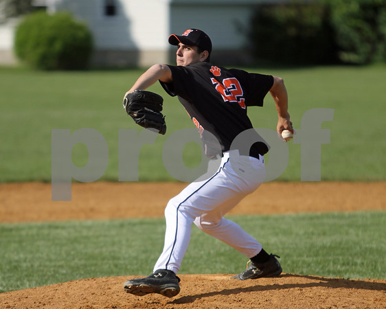 Hackettstown vs Lenape Valley Varsity Baseball
