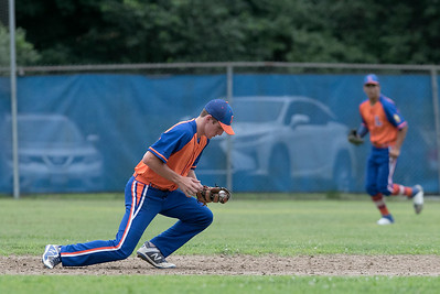 Legion Playoff Baseball, July 18,  2019