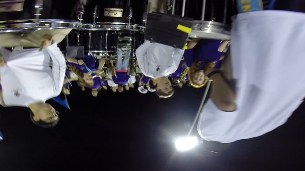 Football game with the GoPro 3 Oct 2014