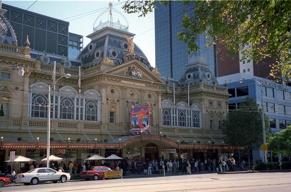 Melbourne - 1998