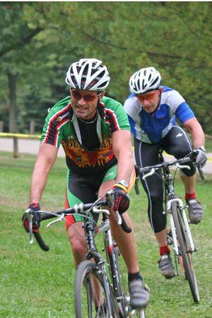 Cincinnati UCI Cyclocross, Masters