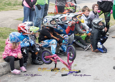 2016 St. Patrick's Day Parade Spokes BMX