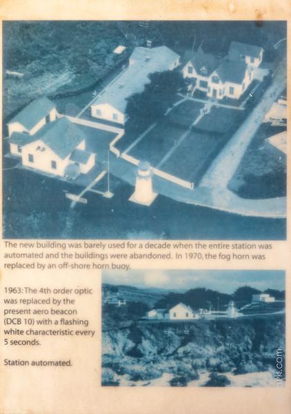 Montara Lighthouse History - Panel 15