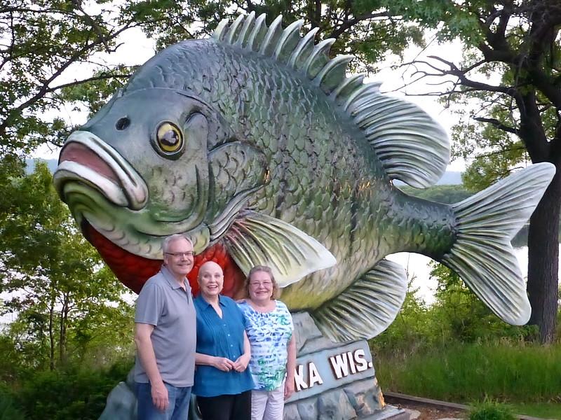 2015 Lake Ona Sunset, Greg & Martha