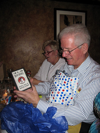 Dad's Birthday Celebration - April 2010