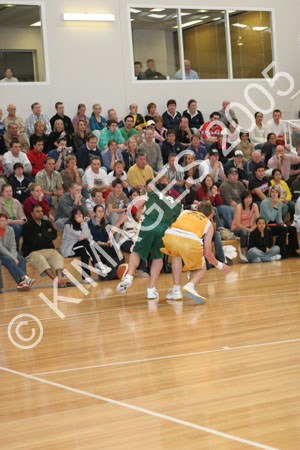 Grand Final Comets Vs Newcastle 7-8-05