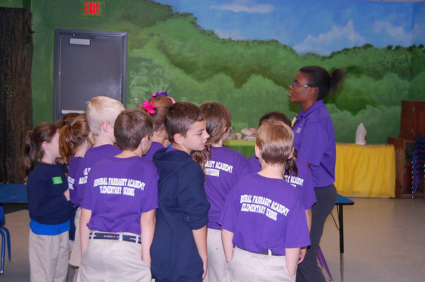 MOSI Field Trip 2nd and 3rd Grade
