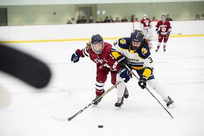 12/19/19: Girls' Varsity Hockey v Choate