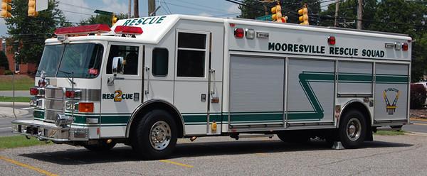 Mooresville Rescue Squad