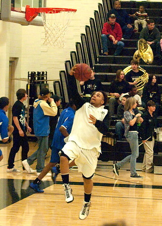 Basketball Varsity Boys vs Buckeye 1/26/2010