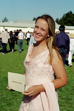 Elizabeth graduation