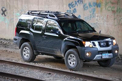 2015 Nissan Xterra modifications